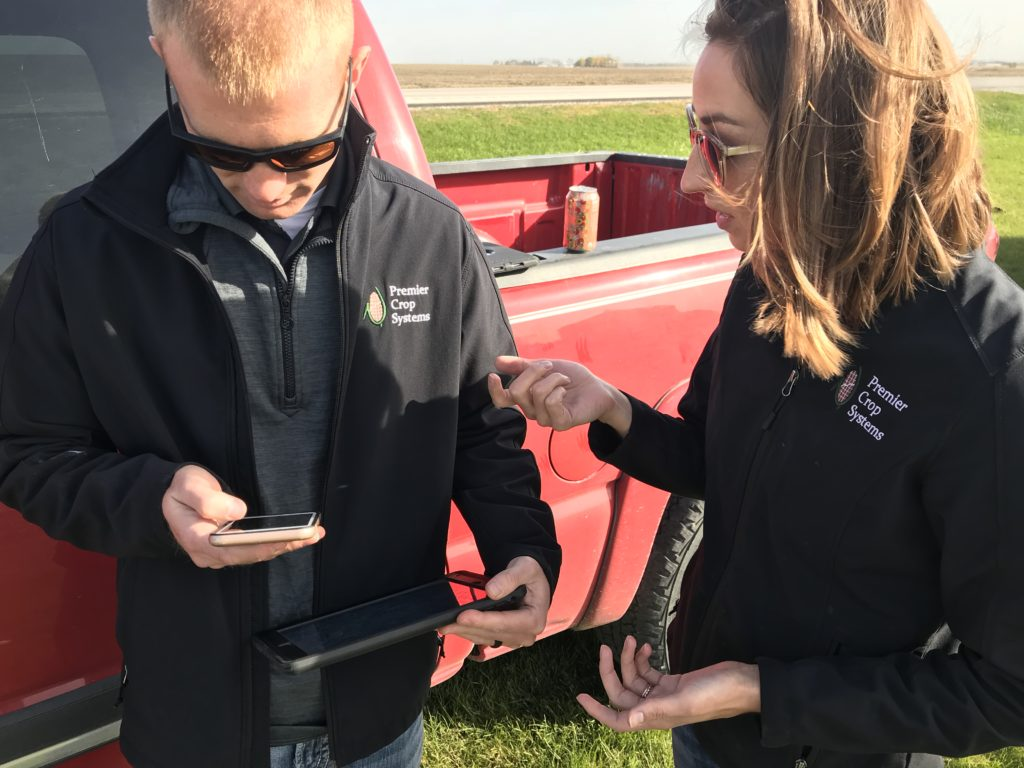 advantages of precision farming using a trusted advisor