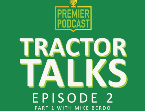 030: Tractor Talks with Mike Berdo: Part 1